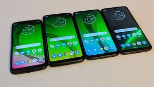Motorola dégaine sa nouvelle gamme de G7 avec quatre smartphones