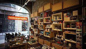 Le Lomography Gallery Store Paris ferme ses portes