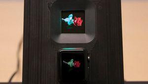 De petits écrans Micro-Led chez Glo