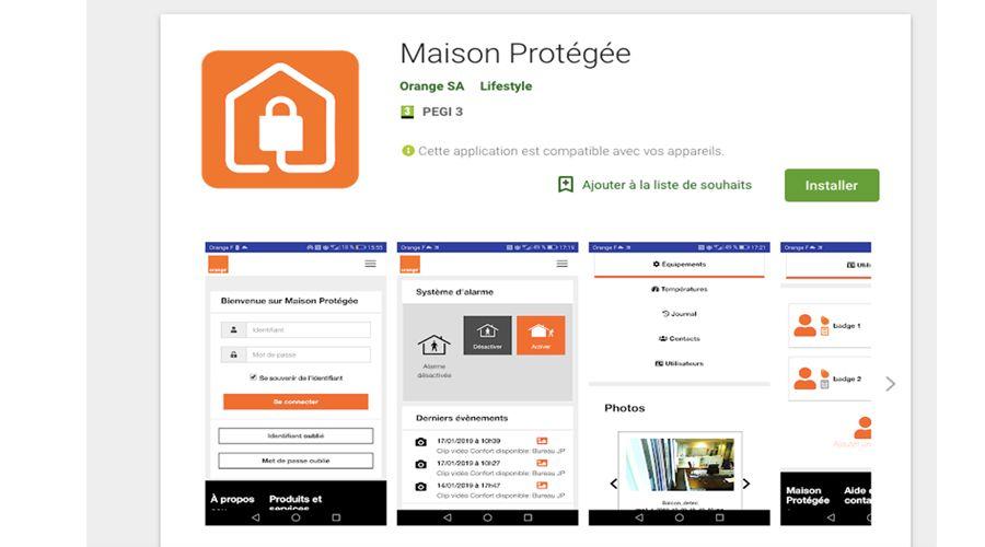 La Solution D Orange Pour Contrer Free Sur La Maison Connectee Les