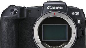 Canon annonce l'EOS RP, un 24x36 compact au tarif plus réduit