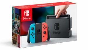 Bon plan – Console de jeu Nintendo Switch à 269,99€