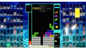 Tetris se met aussi au Battle Royale sur Switch