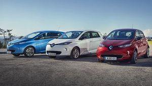 Voiture électrique: Renault prépare sa Zoe de seconde génération