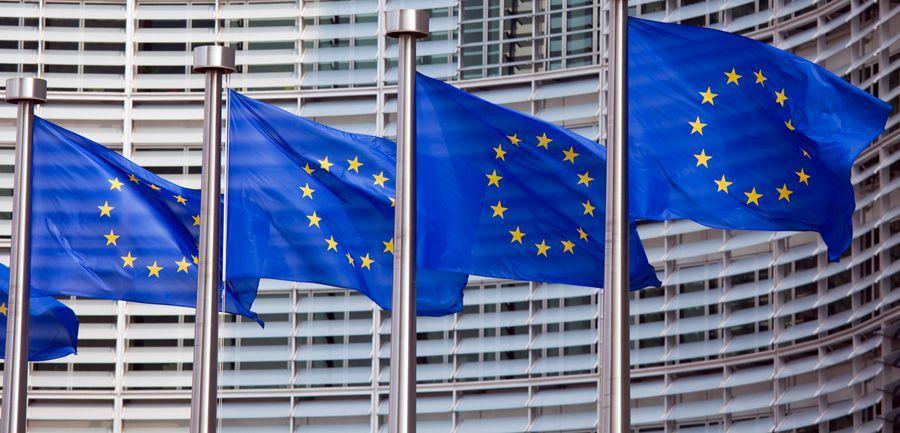 Drapeaux de l'Union europ%C3%A9enne