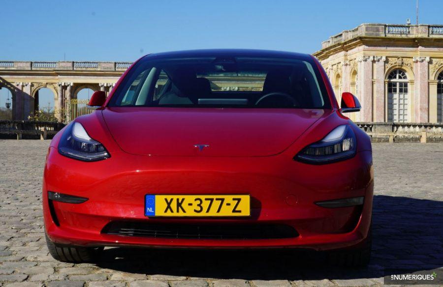 La Tesla Model 3 arrive en France, nous avons pu la prendre en main
