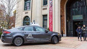 Voitures autonomes: Volkswagen intéressé par Argo AI
