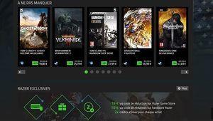 Le Razer Game Store, c'est déjà fini