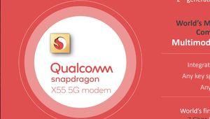 Qualcomm présente son nouveau modem 5G