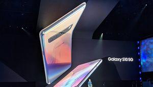 [MàJ] Samsung Galaxy S10 5G: le premier smartphone 5G commercial