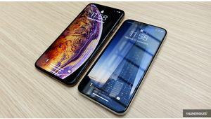 Les ventes d'iPhone enregistrent leur plus grosse baisse depuis 3 ans
