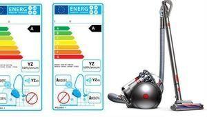 Étiquette énergie: Dyson exige 176,1 millions d'euros d'indemnités