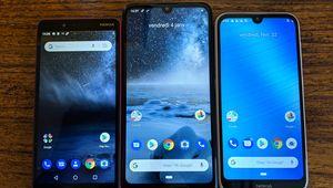 MWC 2019 – Nokia renouvelle son entrée et milieu de gamme