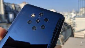 MWC 2019 - HMD présente le Nokia 9 PureView et ses 5 capteurs photo