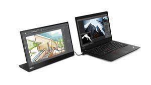 MWC 2019 – Lenovo annonce le moniteur ThinkVision M14