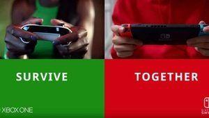 Un partenariat entre Microsoft Xbox et Nintendo se précise