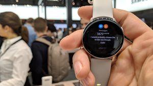 MWC 2019 – Prise en main de la Galaxy Watch Active