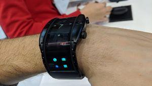 MWC2019 – Prise en main de la Nubia α, l'hybride smartwatch/smartphone