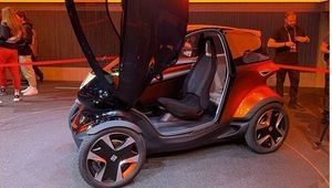 MWC 2019 – Seat Minimo, la mobilité du futur selon Renault Twizy