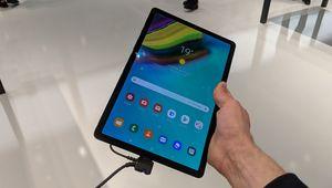 MWC 2019 – Prise en main de la Galaxy Tab S5e