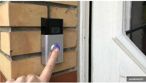 Ring: des experts alertent sur la sécurité des données de la Doorbell