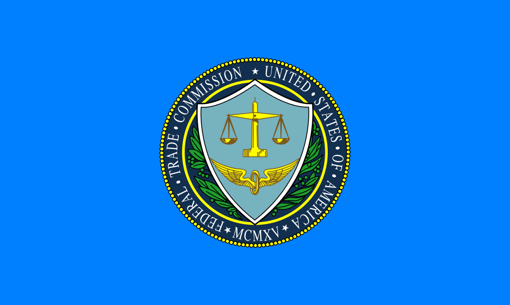 Drapeau de la Federal Trade Commission