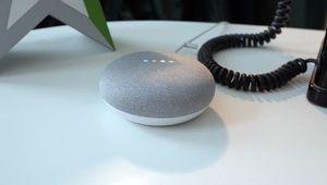 Google Duo serait bientôt disponible sur Google Home