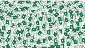 Excel pour Android numérise les données des documents papier