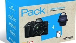 Bon plan – L'OM-D E-M10 Mark II d'Olympus en pack à 499 € chez Darty
