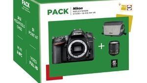 Bon plan – Le Nikon D7200 avec le téléobjectif 18-105mm pour 899€