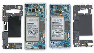 Les Samsung Galaxy S10, S10+ et S10e sont un calvaire à réparer