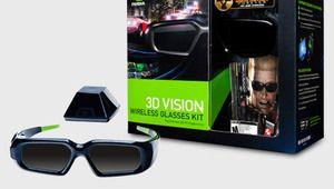 Nvidia 3D Vision: c'est bientôt officiellement terminé