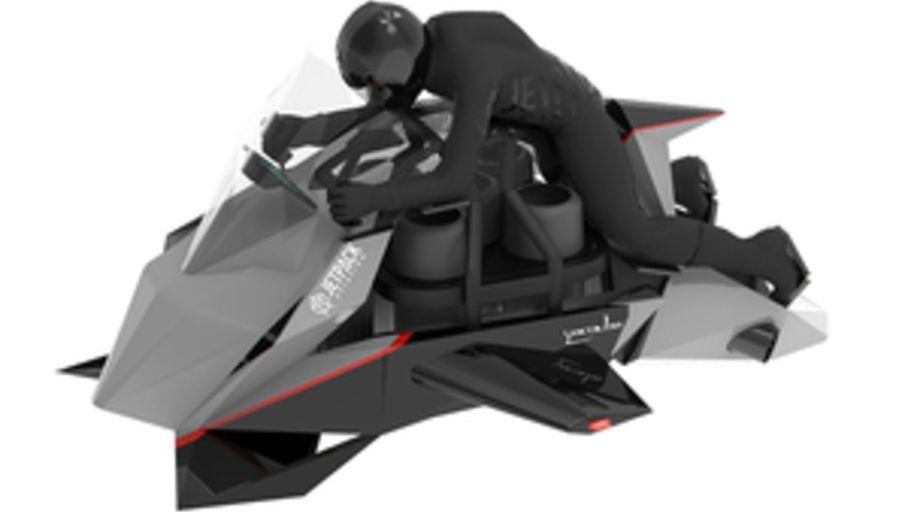 Jetpack Speeder ou quand Star Wars devient réalité pour 380 000 $