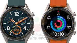Huawei: deux nouvelles montres connectées seraient dans les tuyaux