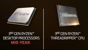 AMD confirme l'arrivée de Threadripper de 3e génération en 2019