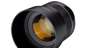 Samyang complète sa collection printemps avec un 85 mm f/1,4 pour Sony