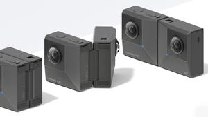 EVO, la nouvelle caméra3D et 360° par Insta360
