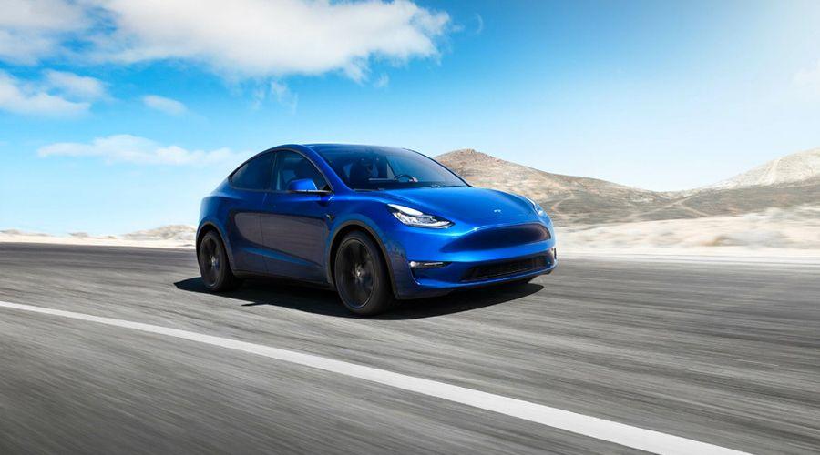 Tesla Model Y, un SUV sportif basé sur la Model 3 à partir de 39000$