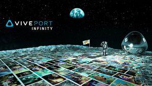 HTC lance Viveport Infinfity l'abonnement