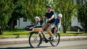 Oklö lance ses vélos à assistance électrique familiaux et utilitaires