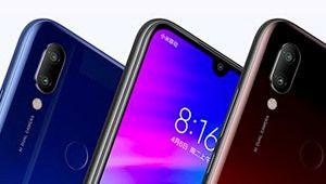 Le Redmi 7 (Xiaomi) est officiel: un Redmi Note 7 à petit prix