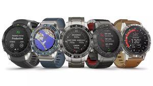 Garmin lance Marq, une gamme de smartwatches de luxe
