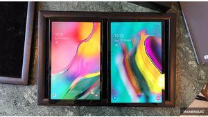 Prise en main de la nouvelle tablette Samsung Galaxy Tab A(2019)