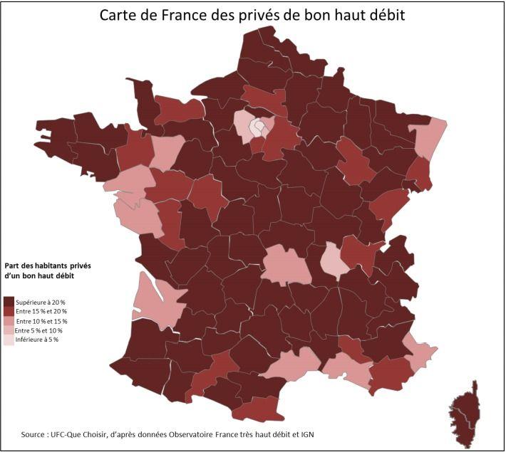 UFC Que Choisir carte France sans bon haut d%C3%A9bit