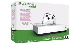 La Xbox One S sans lecteur de disque serait lancée dès le 7 mai