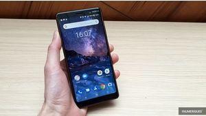 Le Nokia 7 Plus aurait transmis des données personnelles en Chine