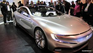 600millions de dollars pour financer le SUV électrique Faraday Future