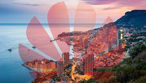 Huawei installe sa 5G à Monaco pour mettre un pied en Europe