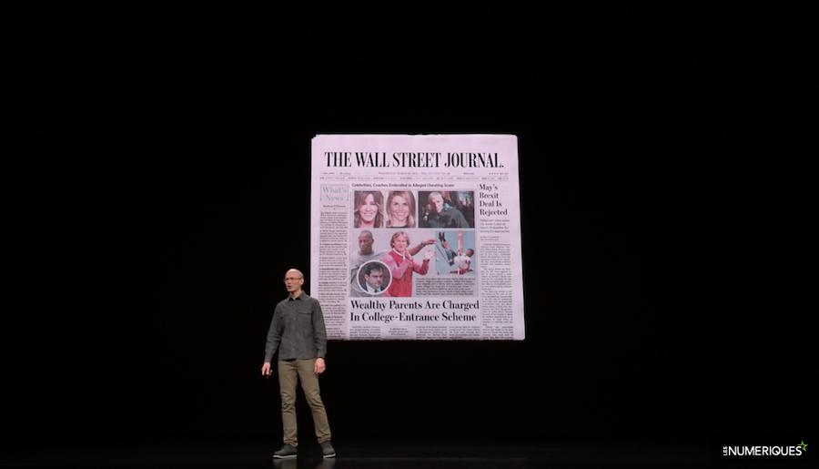 Apple Keynotes News+