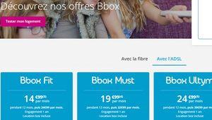 Bouygues Telecom revoit ses offres Internet: prix et débits en hausse